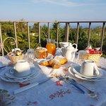 la colazione è pronta