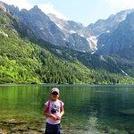 Photo de Lake Morskie Oko