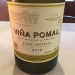 Excellent dry white wine