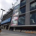 MCG from outside