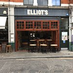 Photo de Elliot's Cafe