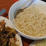Noodles for the Meat Sauce with Soy Bean Paste Noodles
