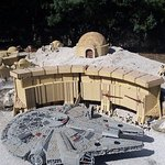 Star Wars in Mini Land Legoland, FL