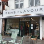 What a surprisingly pleasant find in Lee-on-Solent. AMAZING flavours