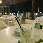 attimi di relax nell'area bar dell'Hotel...