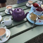 Photo de Green Pig Farm Tea Rooms