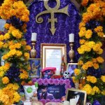 Alter for Prince.