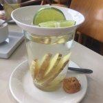 Ginger Tea @ Concertgebouw Cafe