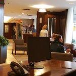 Lobby Area at Delta Halifax