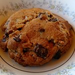 Amazingly Great Cookie... Choc Chip and Cherry