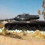 Pak's Tank defeated and captured by India in war