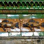 Shedd Aquarium - Bas-relief tlework