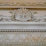Shedd Aquarium - Overdoor bas-relief