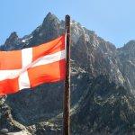 not Switzerland this is Savoie flag