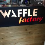 Foto The Waffle Factory