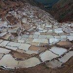 Vista Salineras de Maras