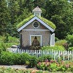 Coastal Maine Botanical Gardens Foto
