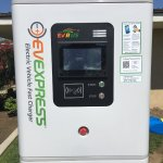 Electric Vehicle Super Charger