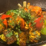 Does not disappoint....for you meat lover my friends recommend the following dish...tandoori mix