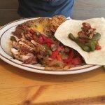 Foto de Coyote Blue Tex Mex Cafe