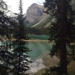 Foto de Maligne Lake Cruise