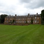 Upton House from lawns