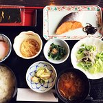 Foto de Taishoike Hotel