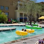JW Marriott Lazy River float pool