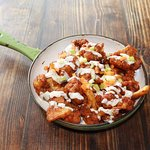 """Our most popular appetizer """"The Buffalo Cauliflower"""" !"""