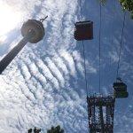 Singapore Cable Car (Sentosa) Foto