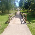 Bridge back to Visitor's Center