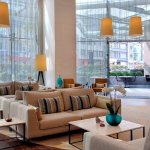 Meet and socialize in our Istanbul hotel's Lobby