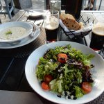 Chowder, Farmers Salad & Good Bread