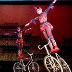 amazing bicycle action