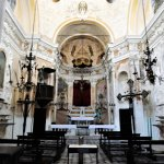 Interior of Oratorio della Confraternita dei Neri Mortis et Orationis