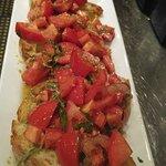 Bruschetta cut to order - maximize flavour