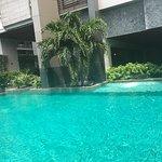 Lovely pool.
