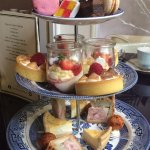 Fabulous afternoon tea