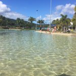 Fun for all ages at Airlie Beach Lagoon