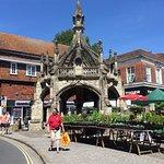 Salisbury near the market