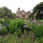 Hidcote Manor House from gardens