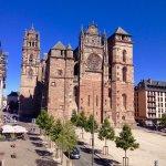 Magnifique vue sur la cathédrale.