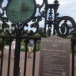 Foto de Jardín Público de Boston