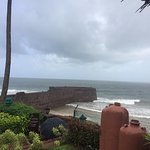 view from fort aguada