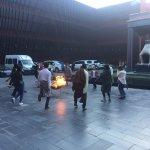 Surprise: Tibetan dancing