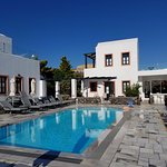 Pool - Anthonas Apartments Photo
