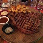 The Amazing Steak