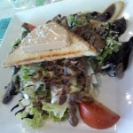 salade gesier