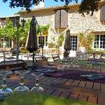 Restaurant avec terrasse à Salon de Provence