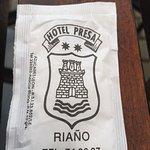 Photo de Hotel Presa